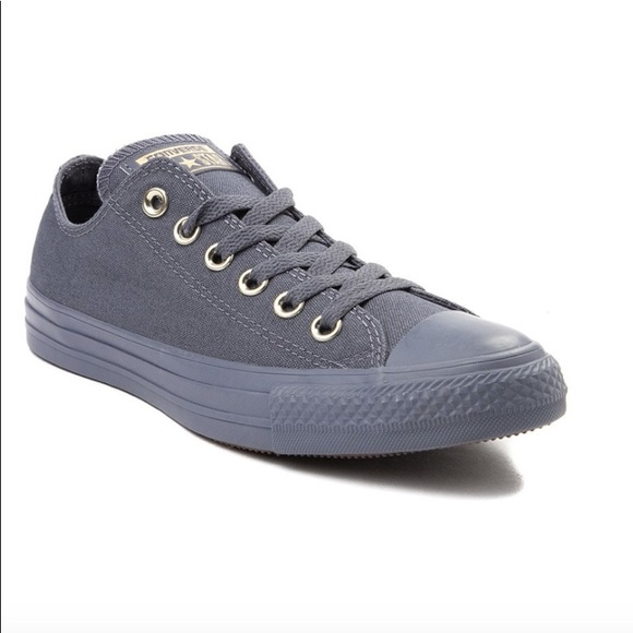 Converse All Star Low Lux Sneaker Grey